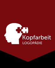 Logopädie Kopfarbeit Logo